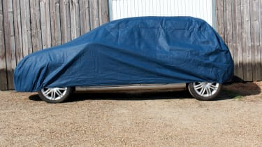 Hamilton Classic Supertex Universal Car Cover