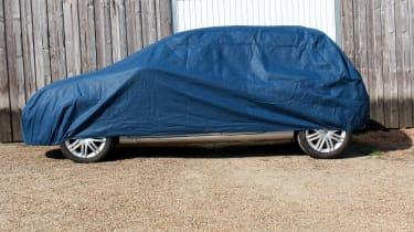 Hamilton Classic Supertex Universal Car Cover