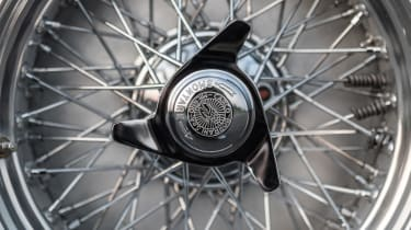 Ferrari 250 GT LWB California Spider Competizione - wire wheels