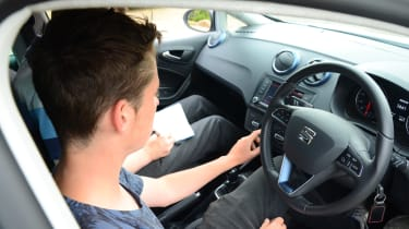 SEAT Ibiza long-term - final report interior