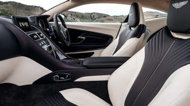 Aston Martin DB11 - front seats