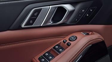 BMW X5 - door details