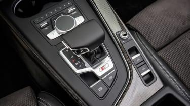 Audi S5 Cabriolet - centre console