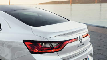 New Renault Megane Grand Coupe - rear detail