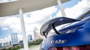 Mercedes-AMG GT 4-door - spoiler