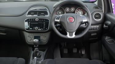 Used Fiat Grande Punto - dash