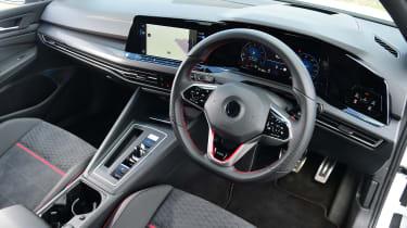 Volkswagen Golf GTI Clubsport - interior