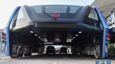 TEB-1 Transport Elevated Bus