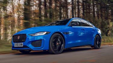 Jaguar XE Reims Edition - front