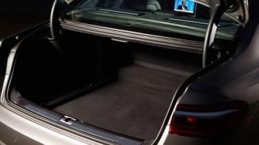 Audi A8 - boot