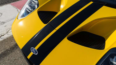 Ford GT - front detail
