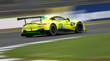 Aston Martin Vantage GTE - rear