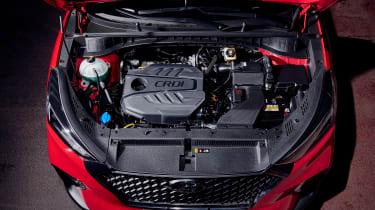 Hyundai Tucson N Line - engine
