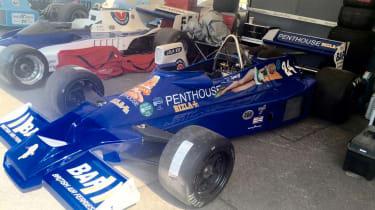 Risque F1 car