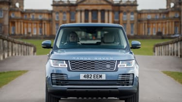 Range Rover PHEV - full front static
