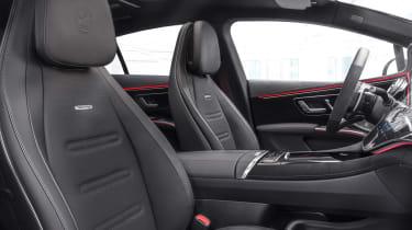 Mercedes-AMG EQS 53 - seats