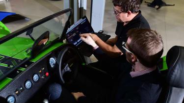 Long-term test review: Caterham 270S diagnostics