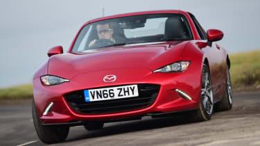Used Mazda MX-5 - front cornering