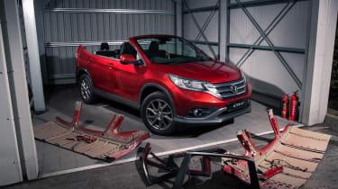 Honda Concept CR-V Roadster