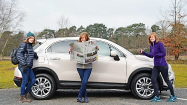 Fiat 500X long termer - final report header