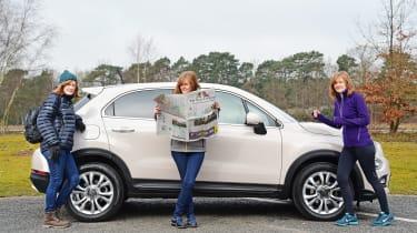Fiat 500X long termer - final report header