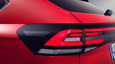 Volkswagen Taigo R-Line - rear light