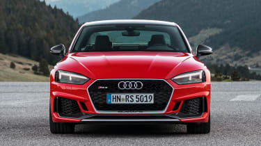 Audi RS 5 Carbon Edition - full front