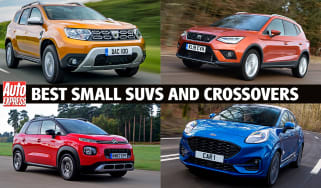 Best small SUVS