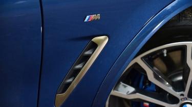BMW X3 M40i - side detail