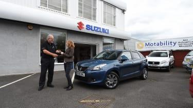 Suzuki Baleno long-term review - collection