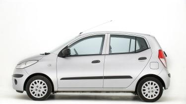 Used Hyundai i10 - side
