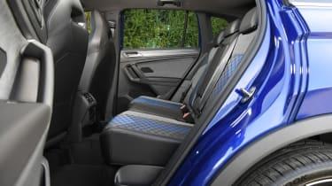 Volkswagen Tigun R - rear seats
