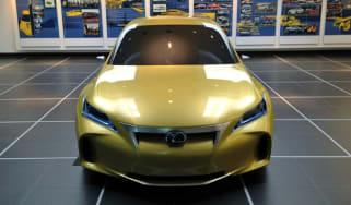 Lexus LF-CH concept front