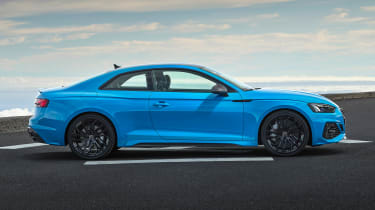 Audi RS 5 Coupe - side