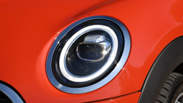 MINI Cooper 5-Door - headlight