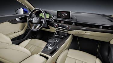Audi A4 - cabin design