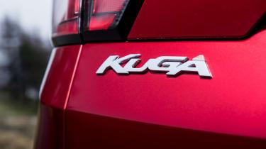 Used Ford Kuga Mk2 - Kuga badge