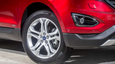 Ford Edge Titanium 2016 - wheel