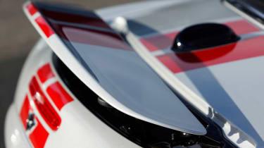MINI JCW Roadster rear spoiler