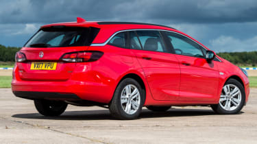 Vauxhall Astra Sports Tourer - rear static