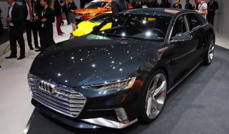 Audi Prologue Avant concept front