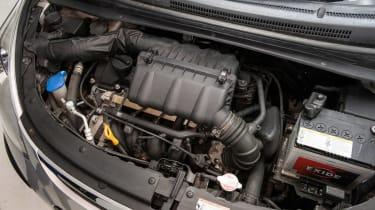 Used Hyundai i10 - engine