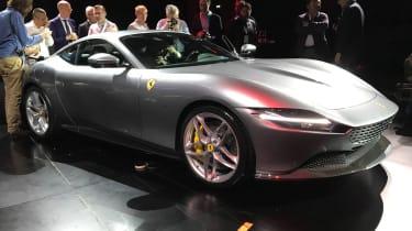 Ferrari Roma - reveal front