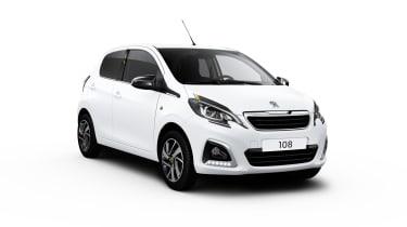 Peugeot 108 update