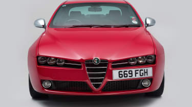 Used Alfa Romeo 159 - full front