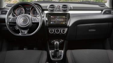 New Suzuki Swift 2017 - interior