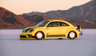 Volkswagen Beetle LSR - side