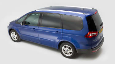 Used Ford Galaxy - rear/above