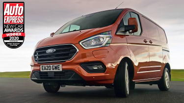 Ford's Transit Custom medium-sized van is a veritable Swiss Army knife of a machine, with a broad variety of options available.