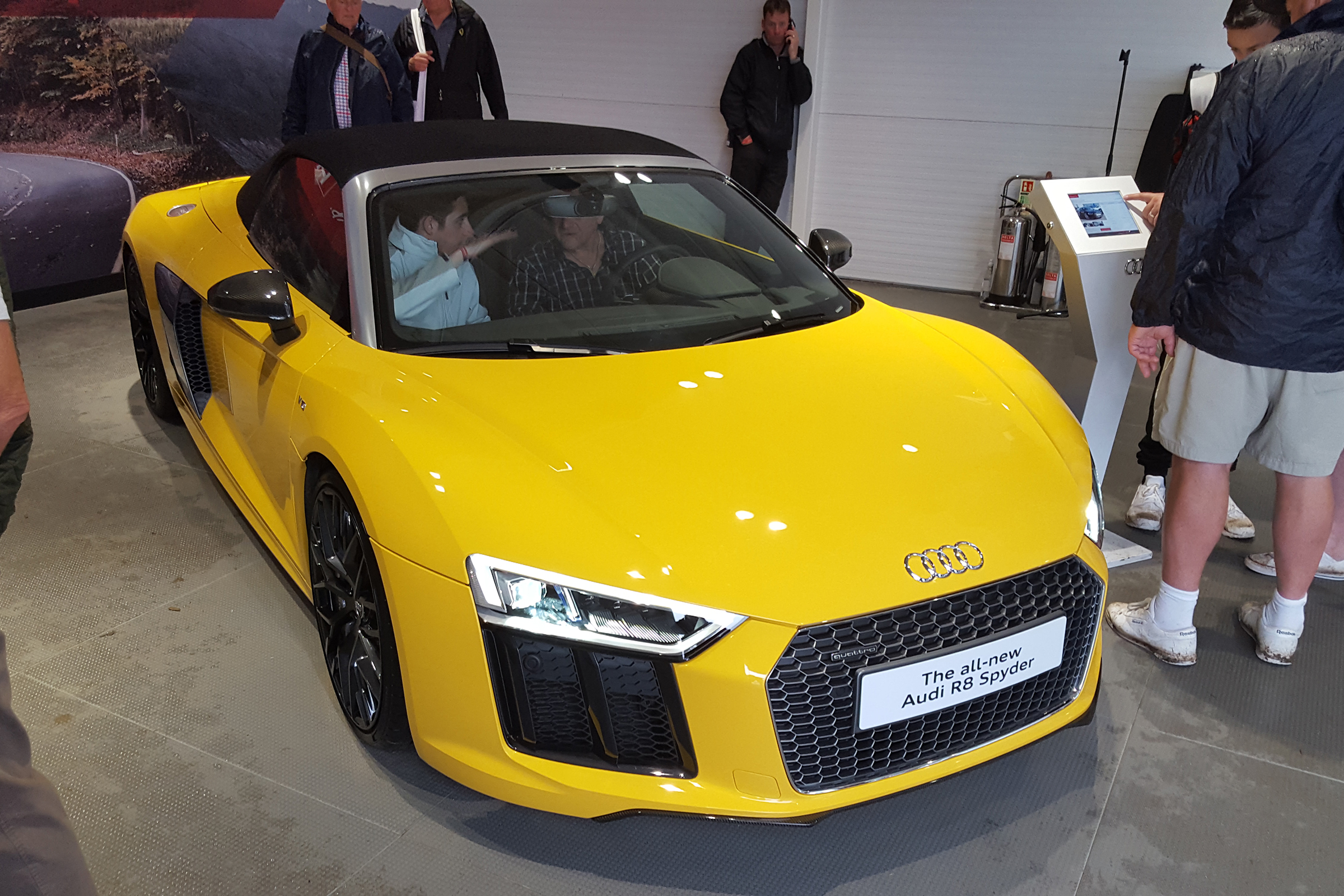 New Audi R8 Spyder Prices And Specs Revealed Auto Express